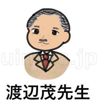 渡辺茂先生